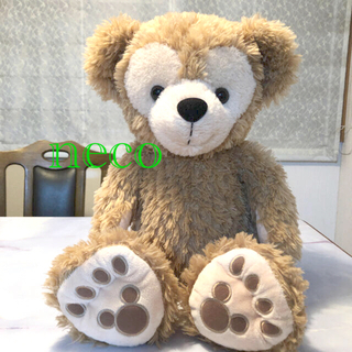 ダッフィー(ダッフィー)のwdw ダッフィー  24インチ ぬいぐるみ disney bear(ぬいぐるみ)