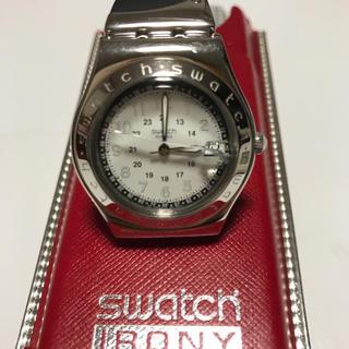 スウォッチ(swatch)のswatch  IRONY(腕時計)