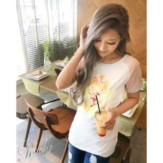 レディー(Rady)のradyTシャツ キャンディちゃん(Tシャツ(半袖/袖なし))