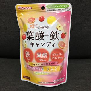 ワコウドウ(和光堂)の和光堂 葉酸+鉄 キャンディ 葉酸キャンディ(その他)