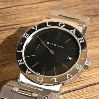 ブルガリ(BVLGARI)の鑑定済 BVLGARI BB33SS メンズ 腕時計 シルバー(腕時計(アナログ))