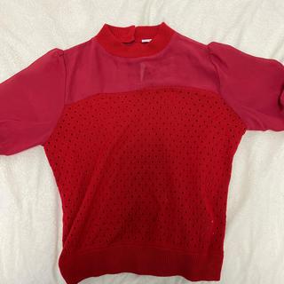 イートミー(EATME)のEATME トップス(Tシャツ/カットソー(半袖/袖なし))