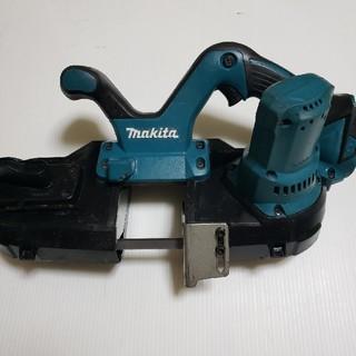makita 充電式ポータブルバンドソー18V PB181D 中古(工具/メンテナンス)