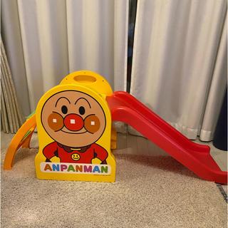 アンパンマン(アンパンマン)のアンパンマン すべり台(ベビージム)
