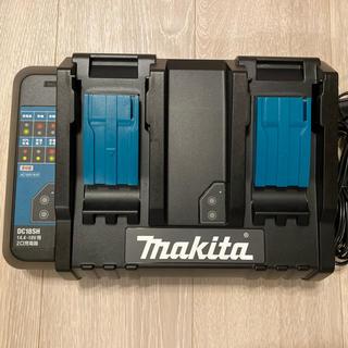 マキタ(Makita)のMakita マキタ 2口充電器 純正品です(工具/メンテナンス)