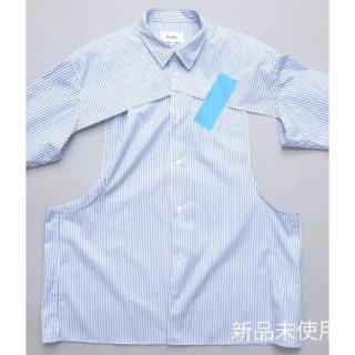 ジョンローレンスサリバン(JOHN LAWRENCE SULLIVAN)のkudos クードス 20ss window shirts(シャツ)