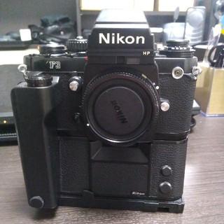ニコン(Nikon)のNikon F3HP モータードライブセット(フィルムカメラ)