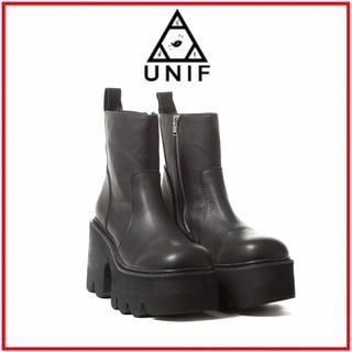 ユニフ(UNIF)のUNIF♡PACT BOOT(ブーツ)