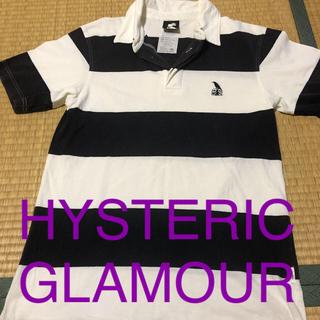 ヒステリックグラマー(HYSTERIC GLAMOUR)のHYSTERIC GLAMOUR ポロシャツ 即購入可☆(ポロシャツ)
