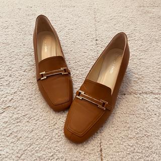 オデットエオディール(Odette e Odile)のストレートビットローファーパンプス(ローファー/革靴)