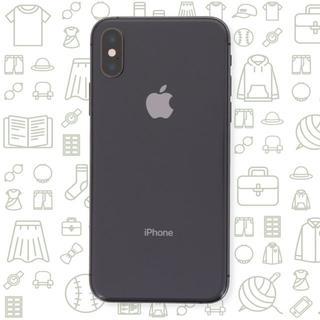 アイフォーン(iPhone)の【C】iPhoneXS/64/au(スマートフォン本体)