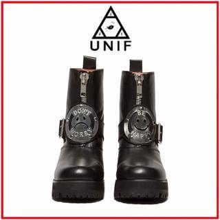 ユニフ(UNIF)のUNIF♡DWBH BOOT(ブーツ)