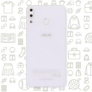 エイスース(ASUS)の【C】ZenFone5/ASUS_X00QD/64/SIMフリー(スマートフォン本体)