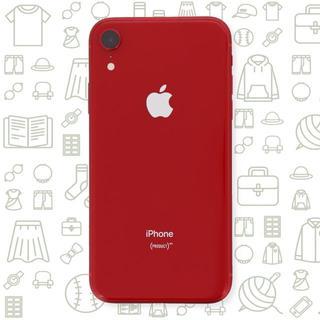 アイフォーン(iPhone)の【B】iPhoneXR/128/au(スマートフォン本体)