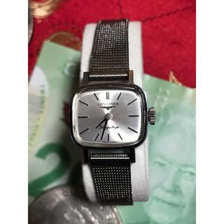 ロンジン(LONGINES)のLONGINES FLAGSHIP 腕時計 手巻き アンティーク(腕時計)