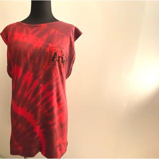 アリエス(aries)のARIES   タイダイバックデザインtops(Tシャツ(半袖/袖なし))