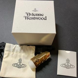 ヴィヴィアンウエストウッド(Vivienne Westwood)のヴィヴィアンウエストウッド アーマーリング ゴールド(リング(指輪))