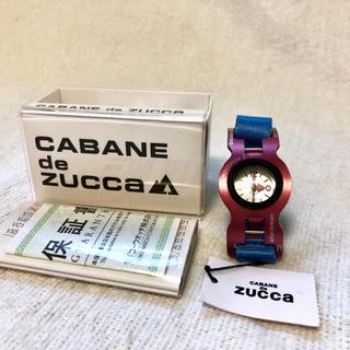CABANE de ZUCCa - 【新品未使用 小キズ有】CABANE de ZUCCa Competition2