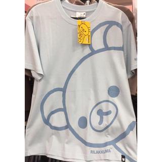 サンエックス(サンエックス)の新品 リラックマ メンズ Tシャツ rirakkuma くま テディベア(Tシャツ/カットソー(半袖/袖なし))