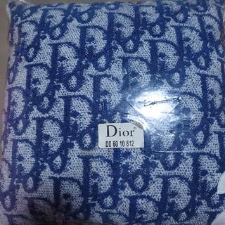 クリスチャンディオール(Christian Dior)の【新品 未開封】【希少】Dior ディオールトロッターパイルクッション(クッション)