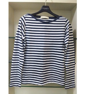 イエナスローブ(IENA SLOBE)の特価🌟ボーダーロングTシャツ(Tシャツ(長袖/七分))