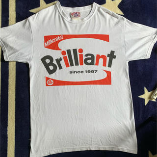 ミルクフェド(MILKFED.)のMILKFED TシャツメンズMサイズ(Tシャツ/カットソー(半袖/袖なし))