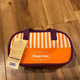 ハーゲンダッツ Haagen-Dazs アイス 保冷バッグ 保冷袋 お弁当袋(弁当用品)