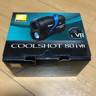 ニコン(Nikon)のNikon cours shot80iVR(その他)