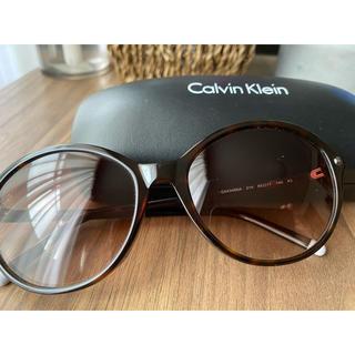 カルバンクライン(Calvin Klein)のCalvin Klein   カルバンクライン サングラス(サングラス/メガネ)