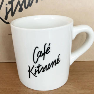 メゾンキツネ(MAISON KITSUNE')のカフェキツネ マグカップ(マグカップ)