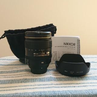 ニコン(Nikon)のAF-S NIKKOR 24-120 f/4G ED VR(レンズ(ズーム))