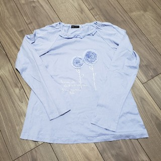 ベベ(BeBe)の最終値下げ bebe ロングTシャツ 150cm(Tシャツ/カットソー)