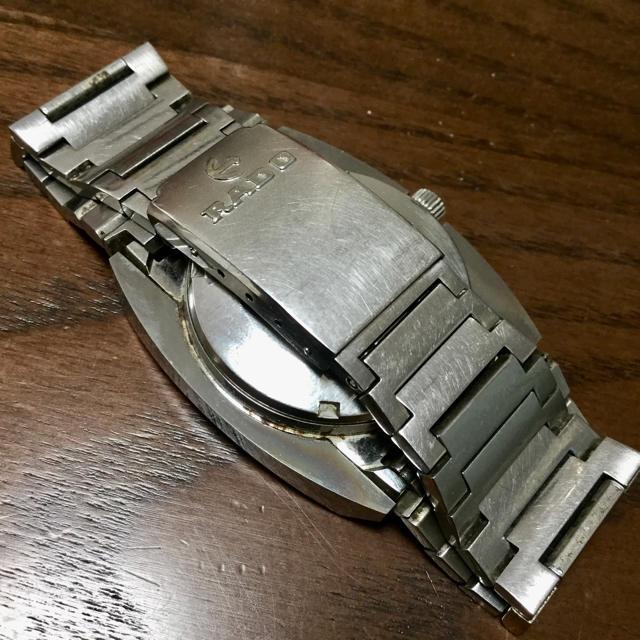 RADO(ラドー)のラドー  ダイヤスター14 角形 メンズの時計(腕時計(アナログ))の商品写真