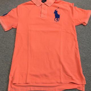 ポロラルフローレン(POLO RALPH LAUREN)のポロラルフローレン  ポロシャツ オレンジ(その他)