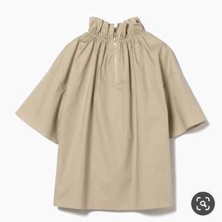 デミルクスビームス(Demi-Luxe BEAMS)のエッフェビームス・スタンドカラーシャツ・プルオーバー(シャツ/ブラウス(長袖/七分))