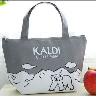 カルディ(KALDI)のカルディ KALDI 保冷バッグ   (弁当用品)