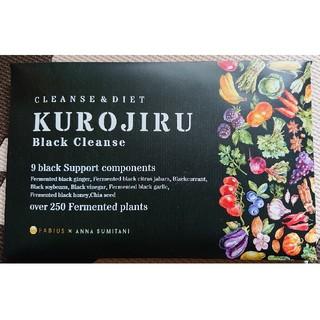 FABIUS - 黒汁 KUROJIRU 未開封
