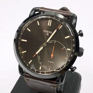 フォッシル(FOSSIL)のFOSSIL Q ハイブリッド スマートウォッチ NDW2A1(腕時計(アナログ))