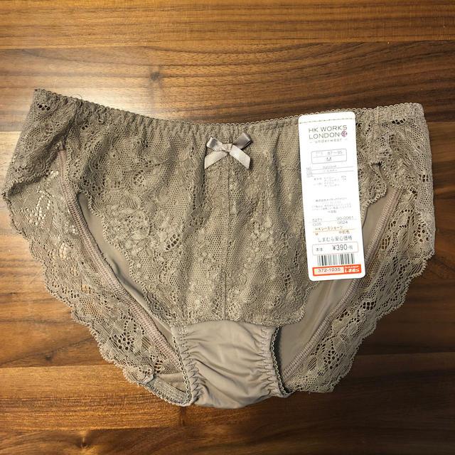 しまむら(シマムラ)のレースのショーツ レディースの下着/アンダーウェア(ショーツ)の商品写真