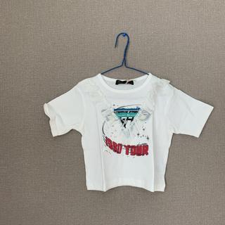 マーキーズ(MARKEY'S)のグラニーブランケット Tシャツ(Tシャツ/カットソー)