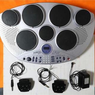 カシオ(CASIO)のCASIO 電子ドラム(電子ドラム)