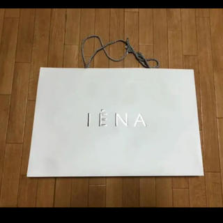 イエナ(IENA)のイエナ   ショップ袋 大 収納袋 エコバッグ マイバック(ショップ袋)