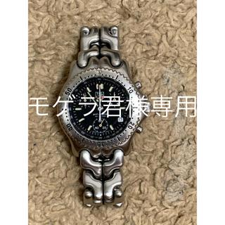 タグホイヤー(TAG Heuer)のタグホイヤー クロノグラフ(腕時計(アナログ))