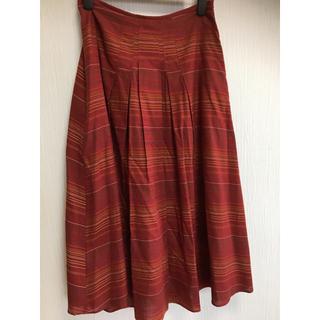ホコモモラ(Jocomomola)の美品 ホコモモラ ロングスカート(ロングスカート)