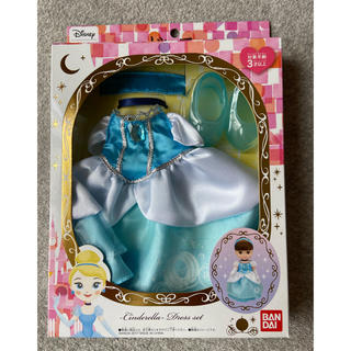 バンダイ(BANDAI)のレミン ソラン ドレス シンデレラ ドレスセット(人形)