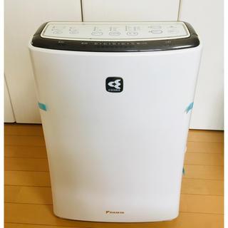 ダイキン(DAIKIN)のDAIKIN   加湿空気清浄機 2020年7月リコール修理済(加湿器/除湿機)