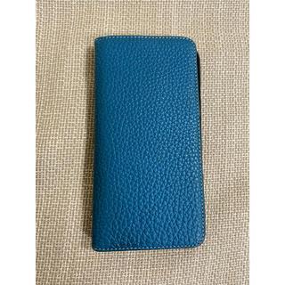 ビームス(BEAMS)のボナベンチュラ iPhone8 ケース ブルー(iPhoneケース)