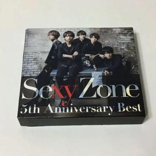 セクシー ゾーン(Sexy Zone)のsexyzone 5th Anniversary Bestアルバム/CD+DVD(ポップス/ロック(邦楽))