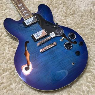 エピフォン(Epiphone)のEpiphone By Gibson ES-335 pro エピフォン セミアコ(エレキギター)