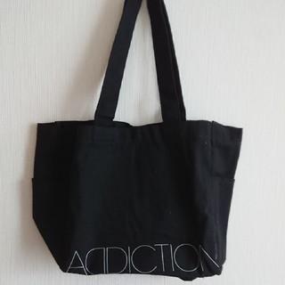 アディクション(ADDICTION)のアディクション トートバッグ、コスメサンプル 合計4点セット(トートバッグ)
